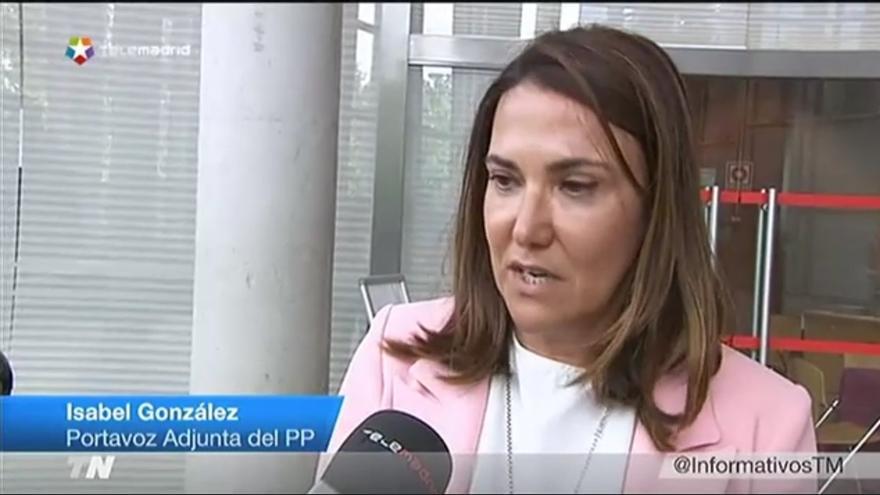 """PSOE y Podemos tachan de """"grave"""" que Isabel González organizara la reunión con el número dos de Interior"""