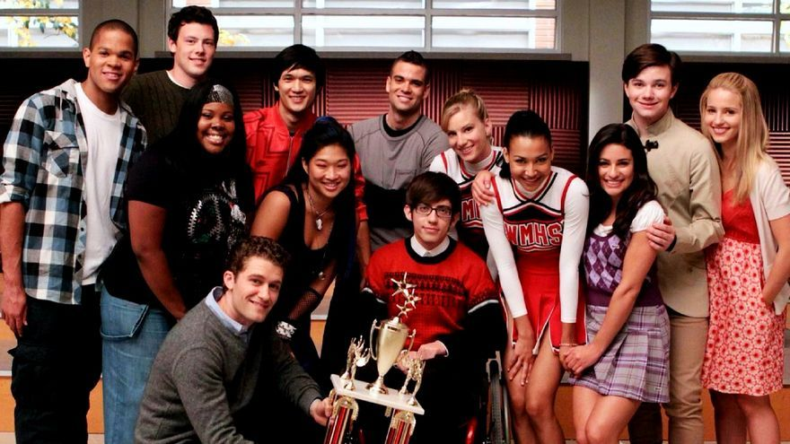 Fotograma de 'Glee'