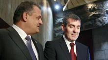 El presidente de Canarias, denunciado ante el juzgado de guardia por su gestión en el Ayuntamiento de La Laguna