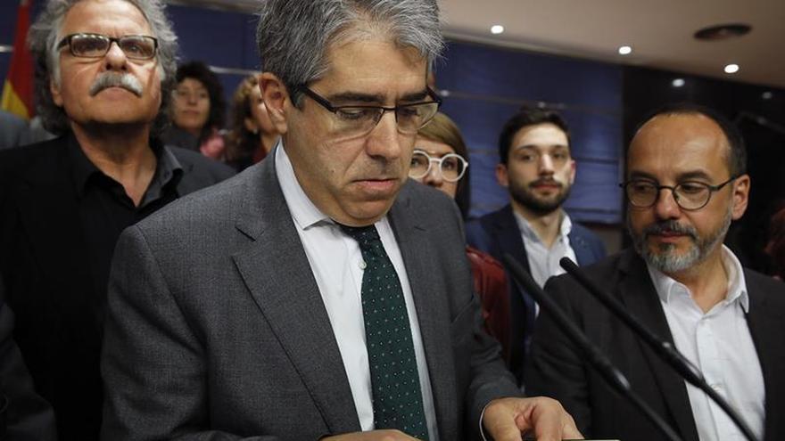 El Supremo rechaza suspender la pena a Homs y que pueda ser eurodiputado