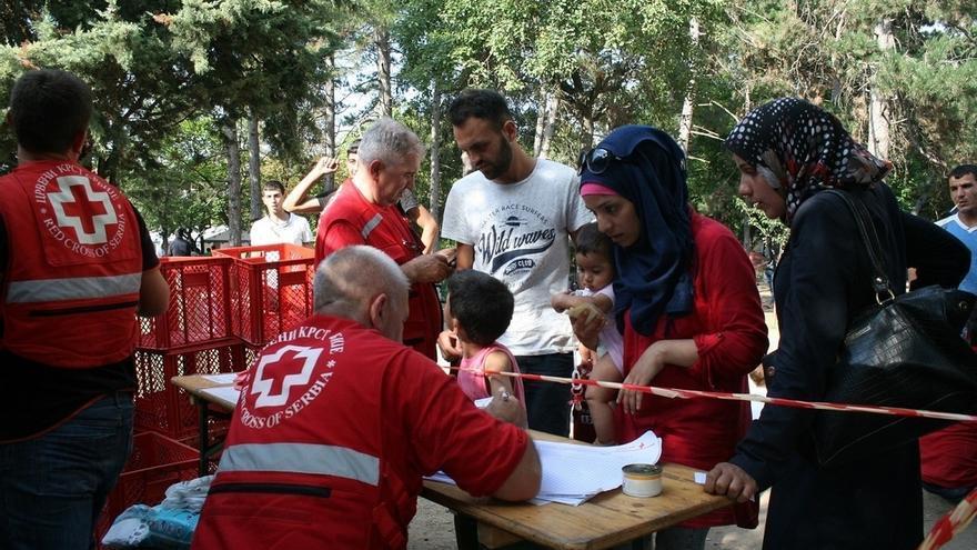 Cruz Roja Navarra ha atendido 77 personas solicitantes de asilo en lo que va de año