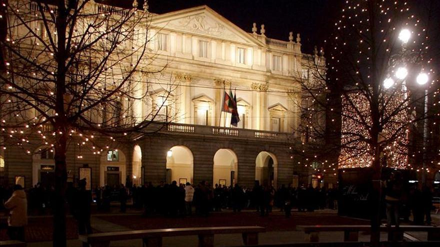 Convocan huelgas en la Scala de Milán el 14 y el 19 de noviembre próximos