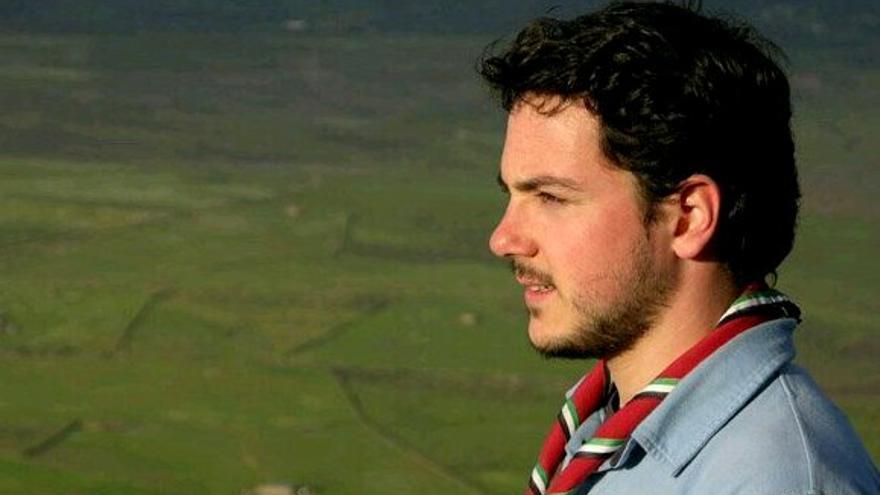 Enrique Hernández, Consejo de la Juventud de Extremadura