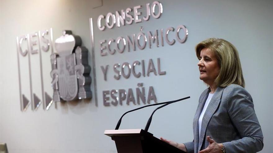 Empleo impulsará el diálogo social para reducir la brecha salarial