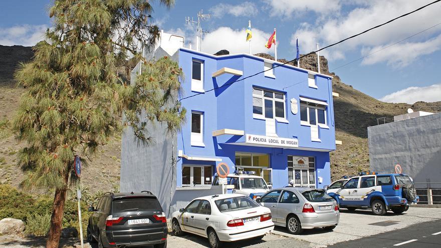 Cuartel de la Policía Local de Mogán