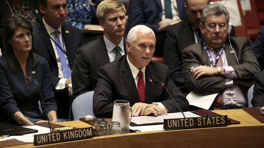 El vicepresidente de EE.UU. visitará el miércoles el pueblo de la masacre de Texas
