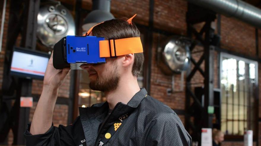Vrizzmo, el Oculus Rift Barato