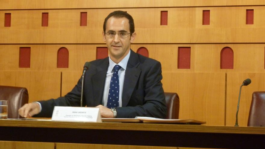 """El PP, """"convencido"""" de que """"todo el equipo"""" de Quiroga servirá para defender los principios """"de siempre"""" en el PP vasco"""