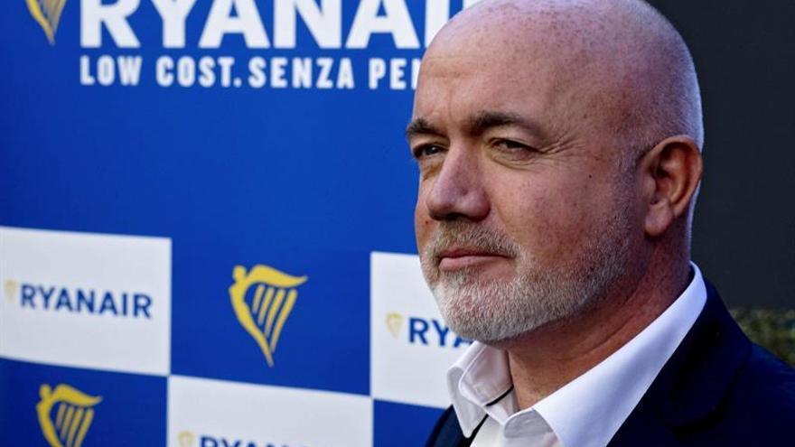 Ryanair conectará Madrid y Nápoles a partir del mes de abril