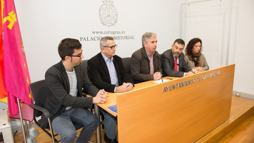 Los ayuntamientos de la comarca de Cartagena apoyan la manifestación en favor de la reapertura del Rosell / JAlbaladejoR - Ayto de Cartagena