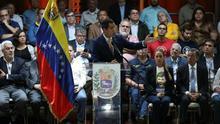 El Supremo venezolano pide el levantamiento de la inmunidad de Juan Guaidó