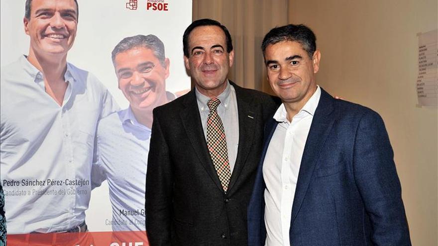 """Bono dice a Pablo Iglesias que se """"equivoca"""" al llamar casta al PSOE"""