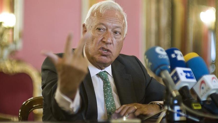 Margallo confía en que el acuerdo de Siria impulse las conversaciones de paz