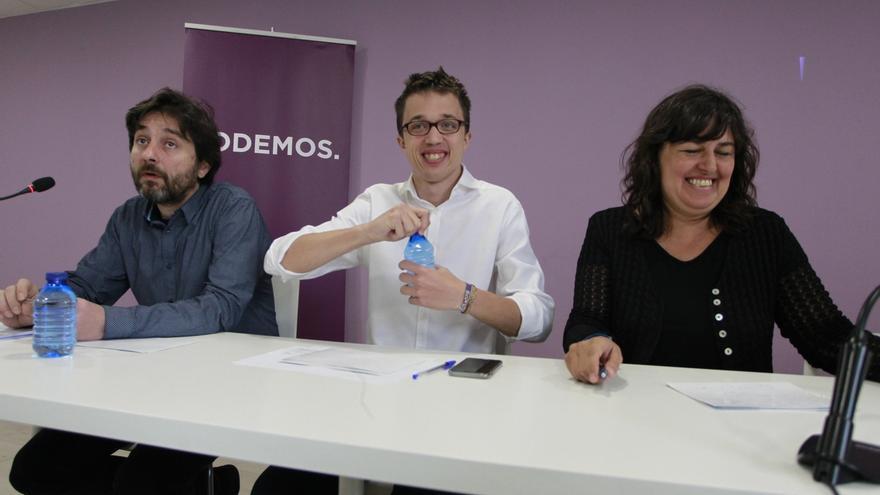 """Podemos no participará como partido en el 5º aniversario del 15-M: """"No nos corresponde llevar la batuta"""""""