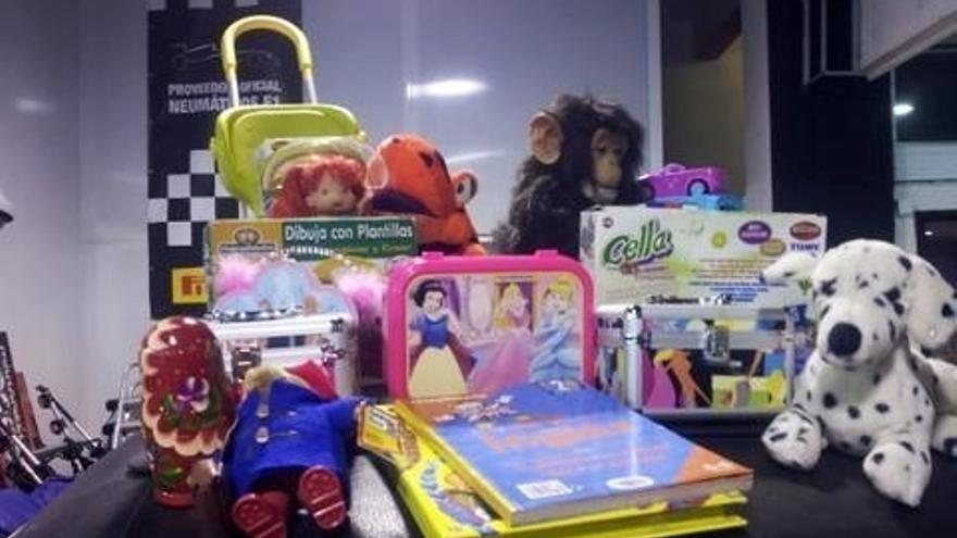 Cruz Roja comienza la campaña de recogida de juguetes