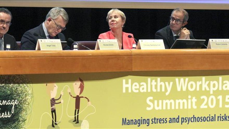 El estrés en el trabajo tiene un coste de 136.000 millones al año en Europa