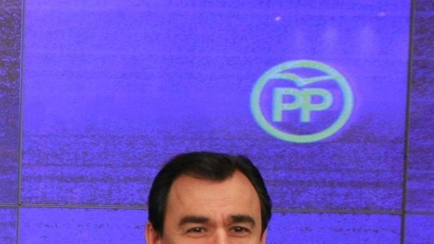 """Maillo (PP) dice que no han hablado sobre si Aznar estará en la campaña pero aún """"queda tiempo para debatirlo"""""""