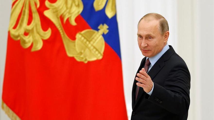Putin ofrece armas a los países que sufren el terrorismo yihadista