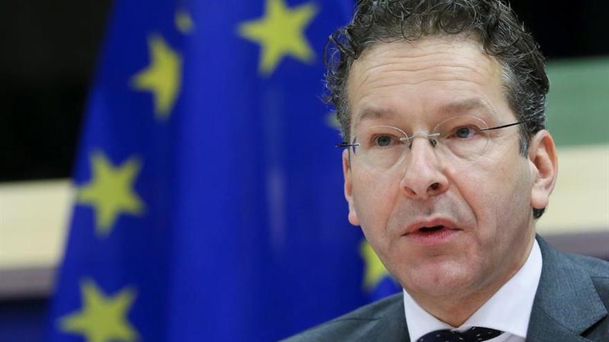 El Eurogrupo aborda los presupuestos de la eurozona y el rescate a Grecia
