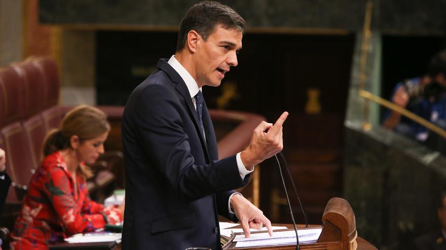 Pedro Sánchez se reúne este sábado en Milán con Federica Mogherini