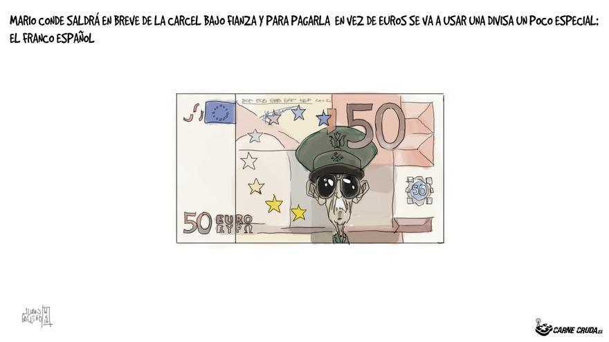El franco español