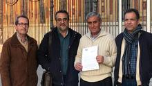 """Las asociaciones de memoria piden una reunión al presidente andaluz """"ante la inacción de Cultura"""""""