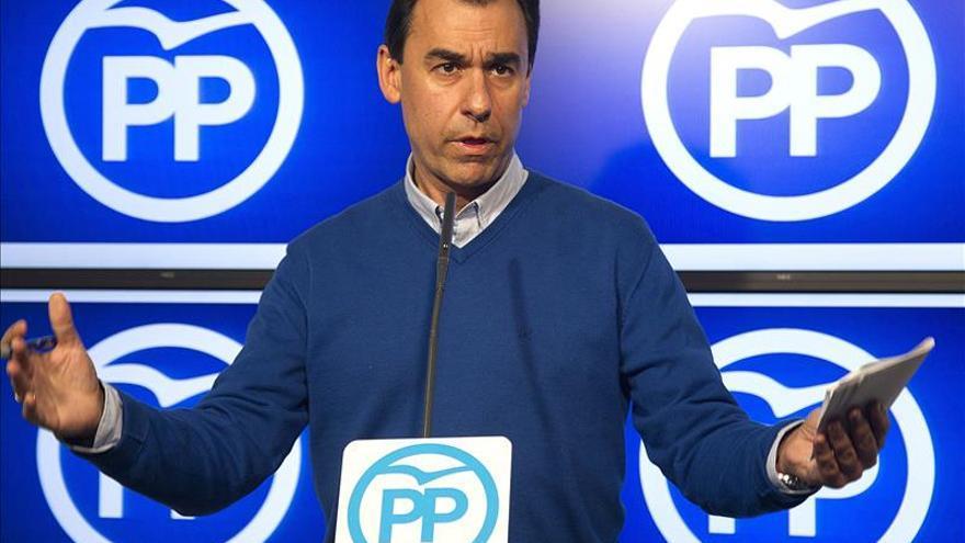 Martínez-Maillo: El PP no pone límites en la negociación de gobierno estable