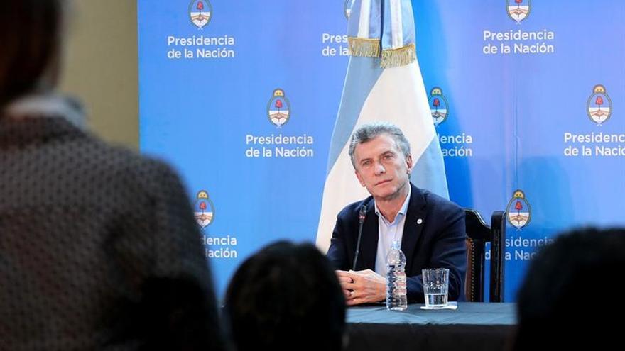 El presidente argentino nombra nuevos ministros de Producción y Energía