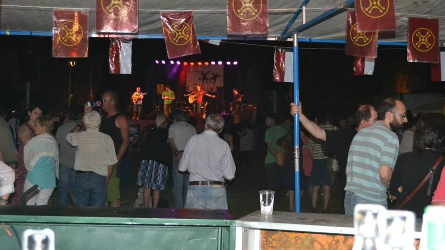 Festival de música folk El Carmucu.