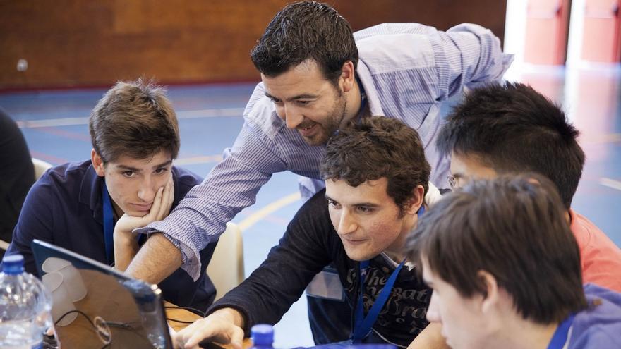 Los jóvenes andaluces, entre los españoles que más claro tienen la titulación que quieren estudiar, según un informe