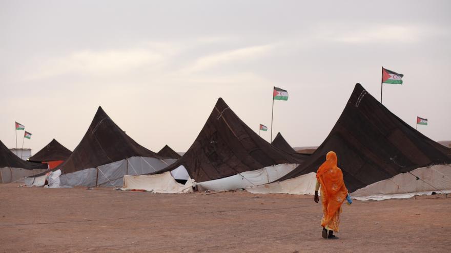 Campamento de refugiados saharuis. FOTO: Carlos Cazurro
