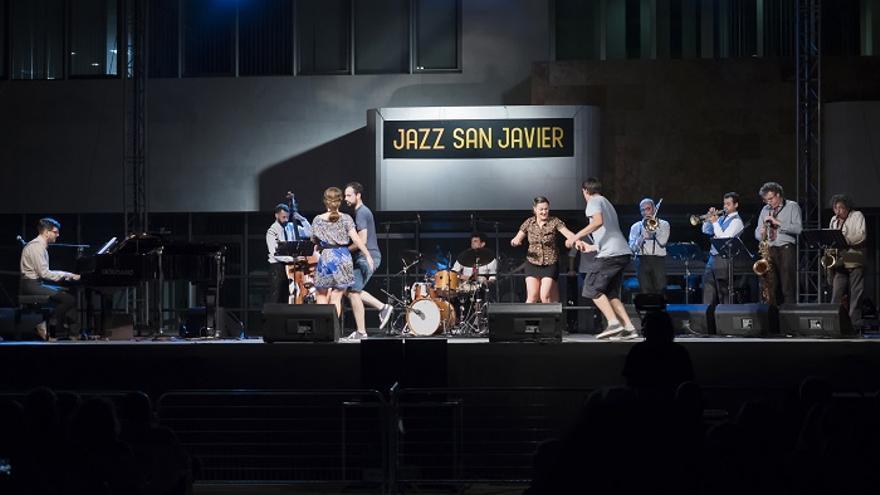 Swingeando con las Dómisol Sisters & Sedajazz Swing Brothers