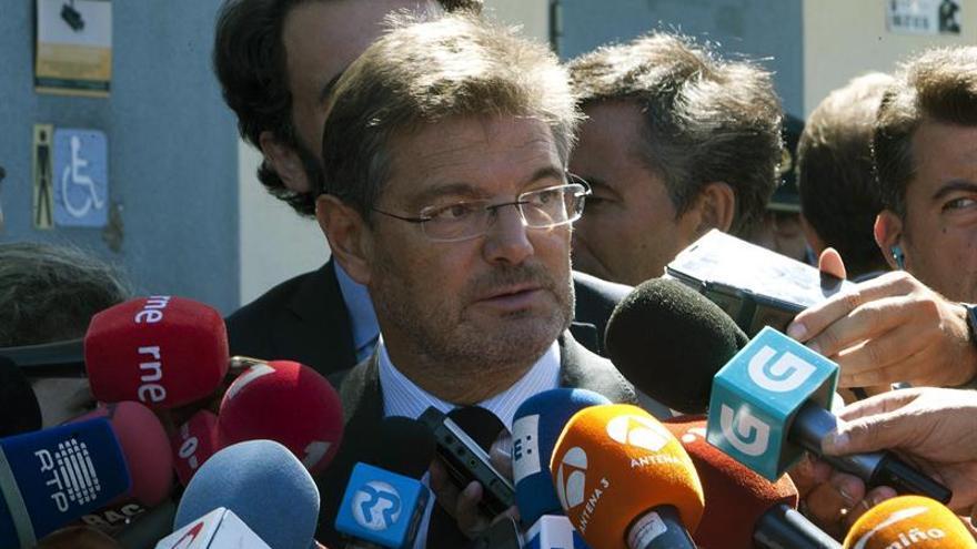 Catalá califica de error la propuesta de Soria para el Banco Mundial