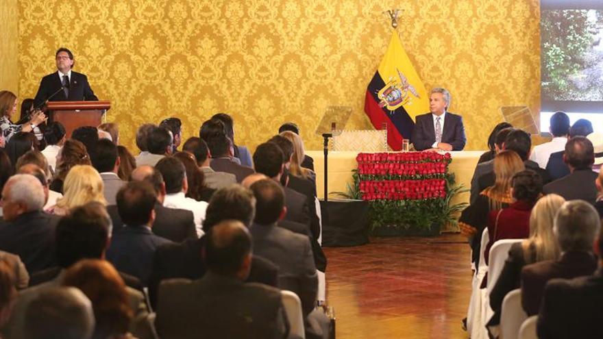"""Ecuador empeñado en una """"revolución turística"""" como motor de desarrollo"""