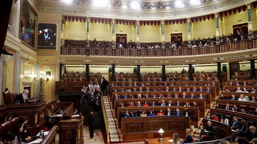El Congreso habilita los días 28, 29 y 30 de diciembre por si hay investidura