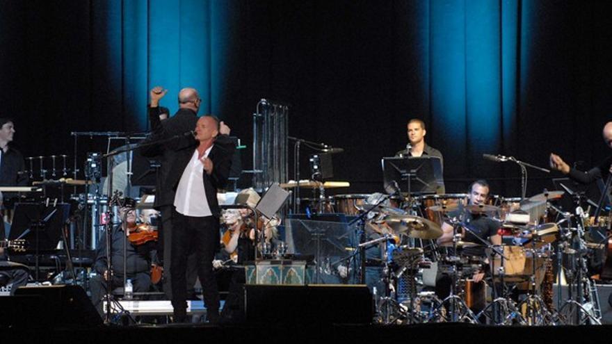 Del concierto de Sting #13