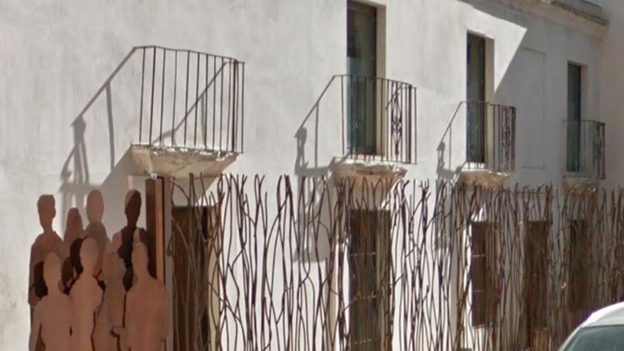 Fachada Espacio-Convento de Badajoz