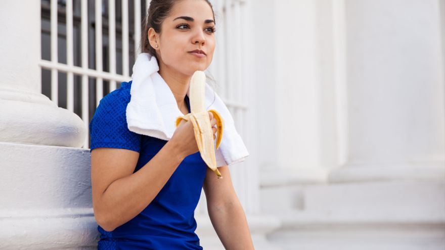 Ante un ejercicio prolongado es importante proveer de un mayor aporte de energía al organismo.