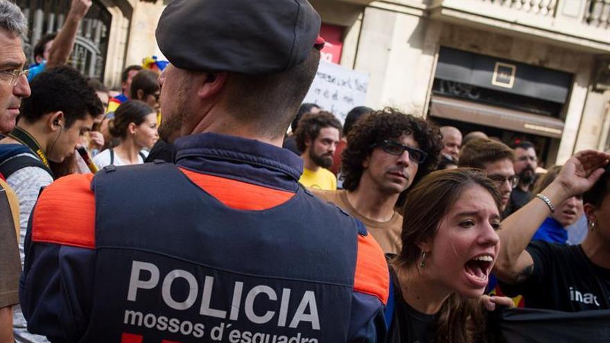 """Un juez de Lleida ve una """"acción proactiva"""" de los Mossos a favor del 1-O"""