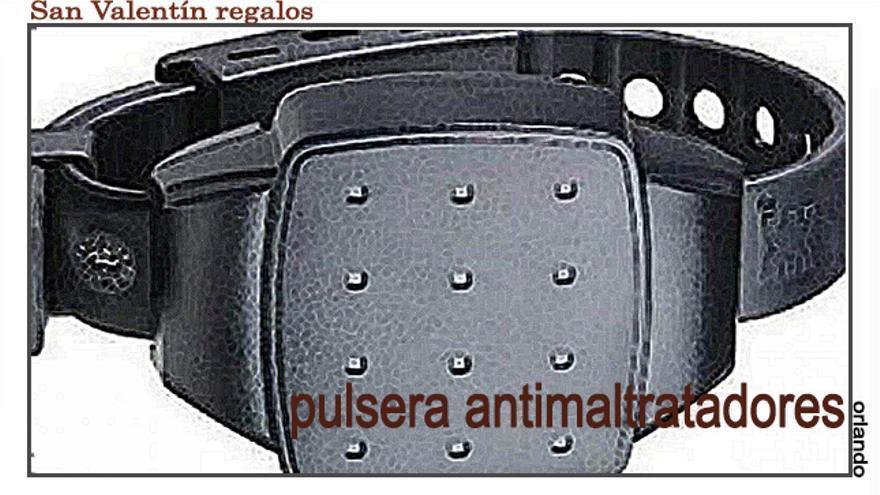 Pulsera antimaltratadores