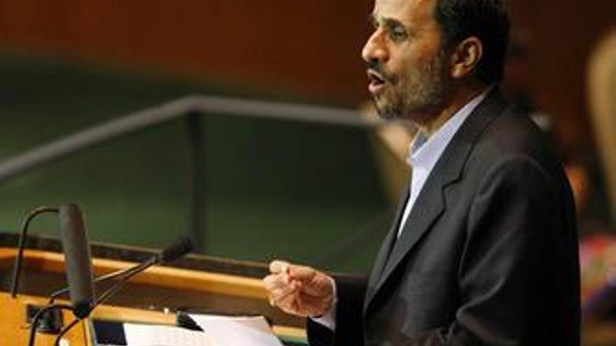Mahmund Ahmadineyad, presidente de Irán
