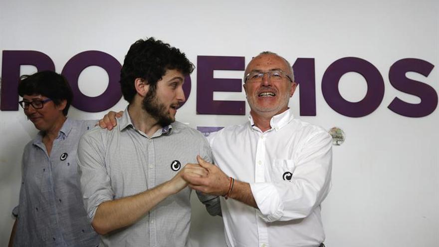 El nuevo líder de Podemos en la C.Valenciana no será portavoz parlamentario