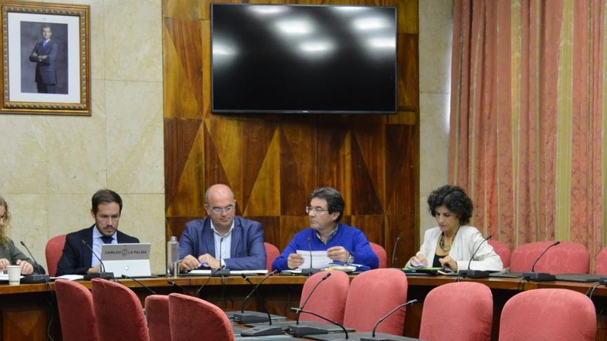El Consejo de Administración de la Sociedad de Desarrollo Económico y Promoción de La Palma se ha reunido este lunes.