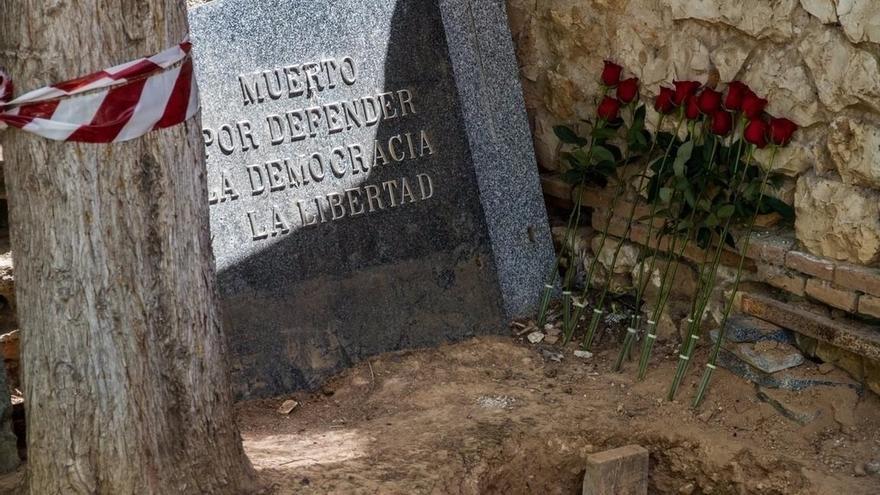 El Gobierno discrepa de dos apartados de la Ley andaluza de Memoria Histórica y los negociará con la Junta