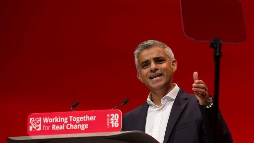 """El alcalde de Londres apuesta por unir al laborismo para """"regresar al poder"""""""