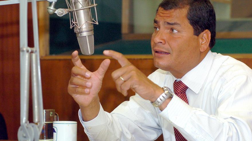 Rechazado un recurso contra la orden de Correa que prohíbe entrevistas de ministros