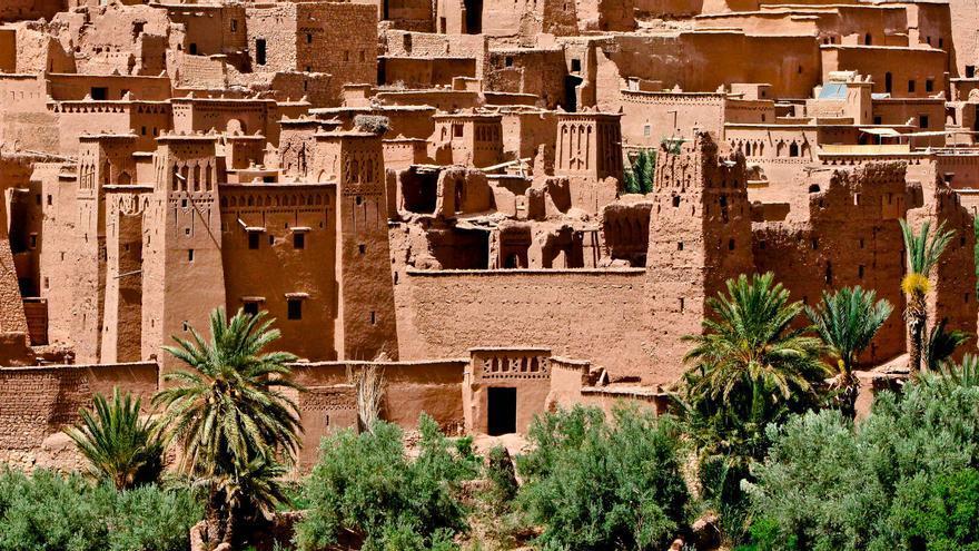 Ksar de los Ait Ben Haddou, la kashbah más famosa del sur de Marruecos.