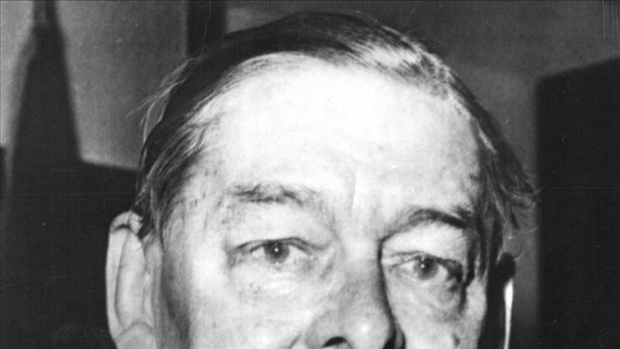 T.S.Eliot, 50 años de la muerte de uno de los grandes poetas del siglo XX
