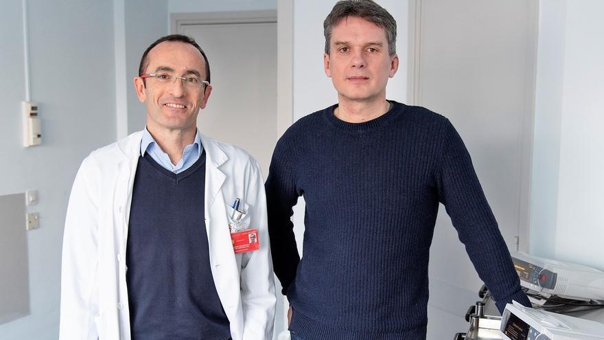 Premiado un estudio del CHN que presenta un neuroestimulador para reducir el estrés