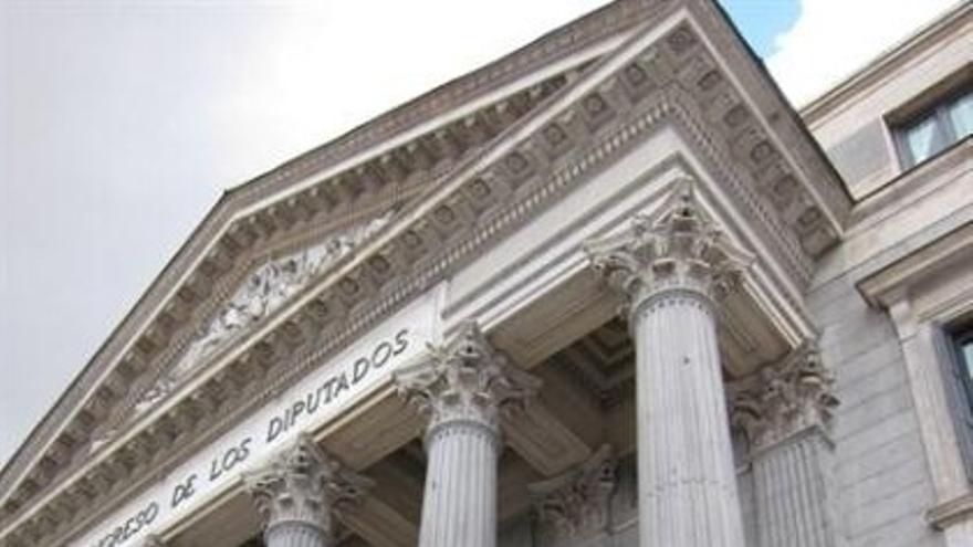 La Izquierda Plural forzará una votación la próxima semana en el Congreso para reformar el 135 de la Constitución